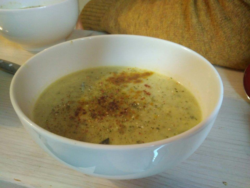 Unser Bauchgefühl - eine warme Suppe am Mittag