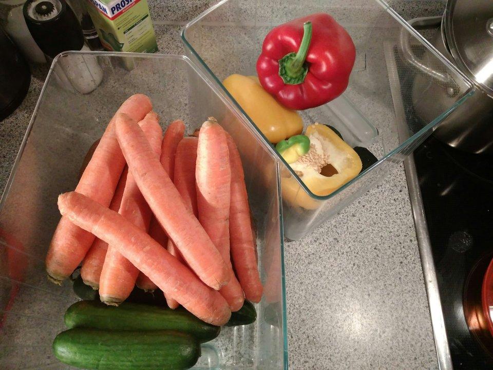 Unser Bauchgefühl - Unverpackte Lebensmittel