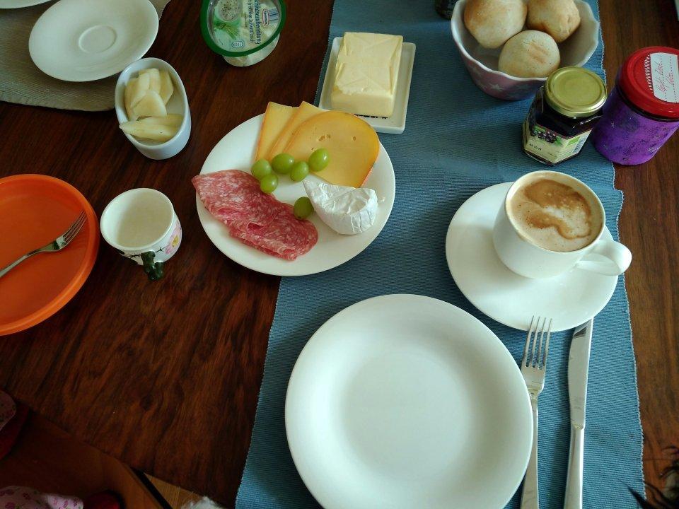 Unser Bauchgefühl - Unser Familienfrühstück am Sonntag